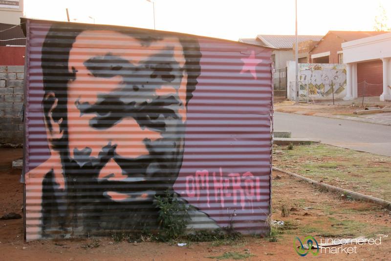 Soweto Street Art - South Africa