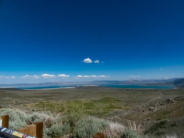 Mono Diggins. Lee Vineing and Mono Basin