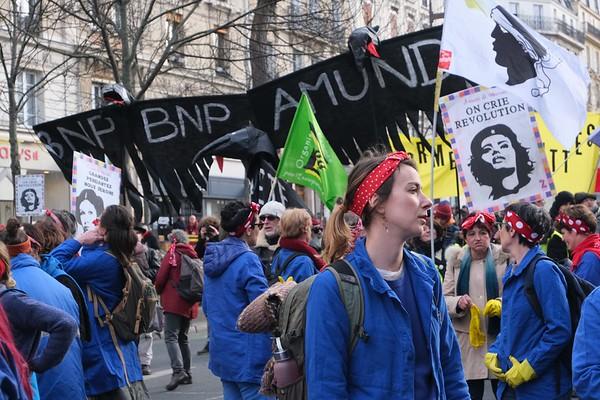 Manifestation du 29 janvier 2020
