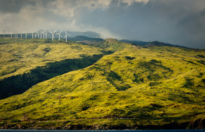Mauii hills 1.  Maelea, Hi.