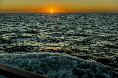Antarctica Sunsets