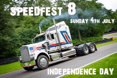 Speedfest 8 4th July 2021