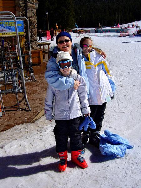 Winter Break with John and Valeria