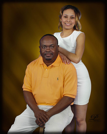 Tamika & Antwone Lunford