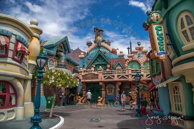 2013 Disney Vacation 3: Toon Town