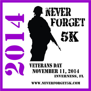 2014.11.11 Never Forget 5K