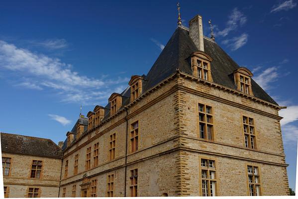 Chateau de Cormatin