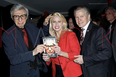 """New York, NY - March 03:  The Amazing Kreskin Book Release Party For """"In Real Time"""", New York, USA."""
