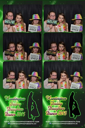 Huntington Daddy Daughter Dance