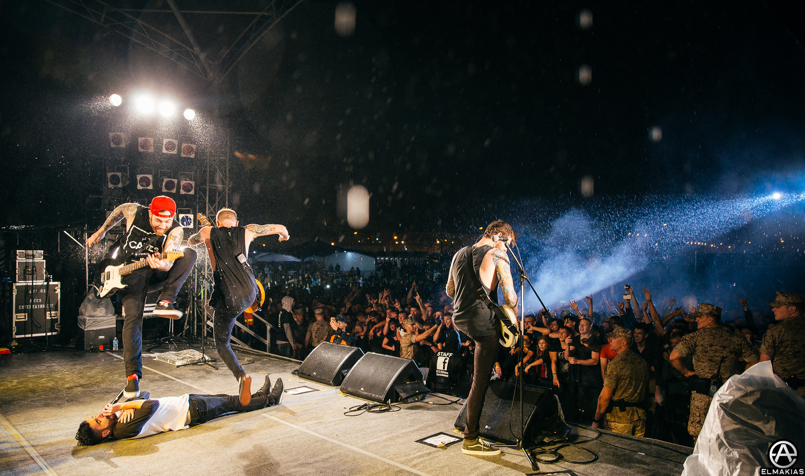 A Day To Remember live in Okinawa, Japan