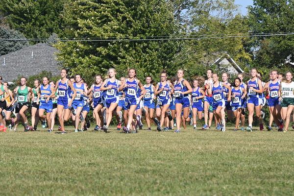 Cross Country - Crete Invite