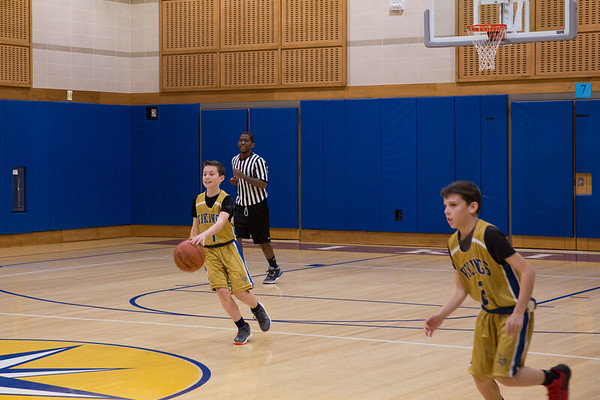 MMS Grade 6 Coed Basketball Club - December 18, 2019