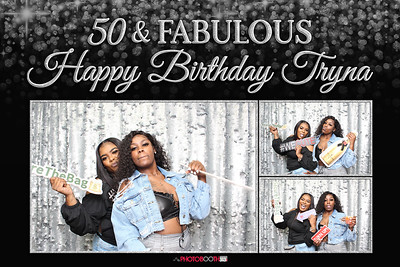 Tryna's 50 and Fabulous