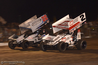 Gold Cup 63 World of Outlaws 9-9-2016