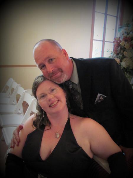 Parents of the Groom- John and Jodi Duggan