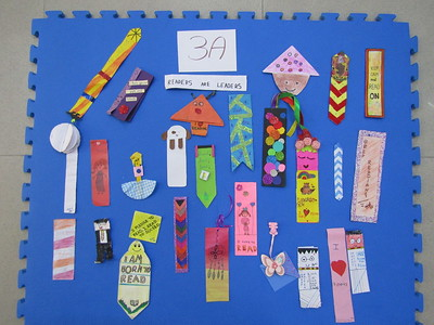 JR.LIBRARY'S Bookmark competition