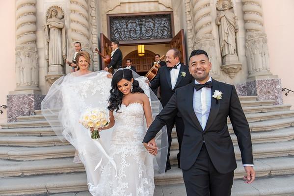 Karina & Victor's Wedding: Ceremony