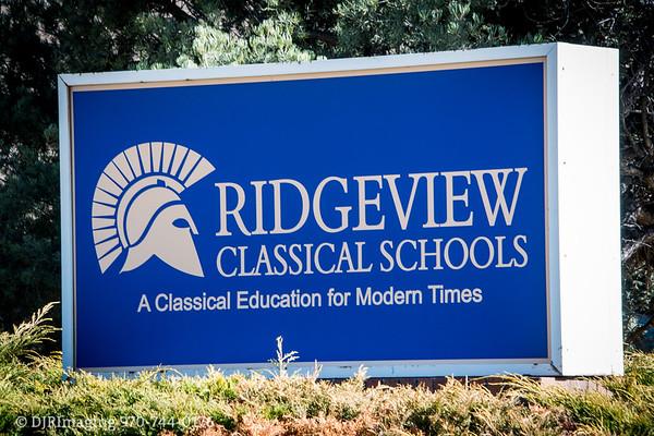 Loveland  Chamber of Commerce - Ridgeview Classical Schools  Ribbon Cutting - 03-20-2018