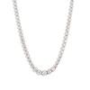 6.00ctw Round Brilliant Diamond Riviera Style Necklace 0