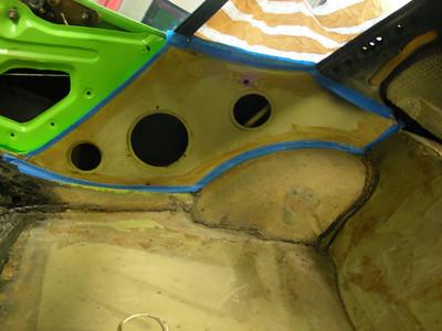 OTAS Interior, Upholstry & glass