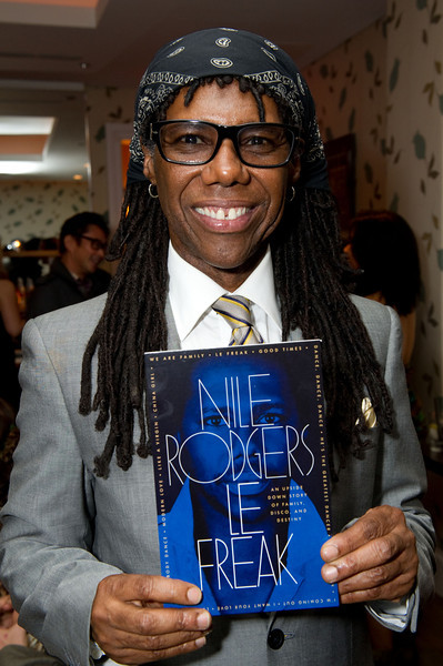 An Intimate Evening With Nile Rodgers - ALL
