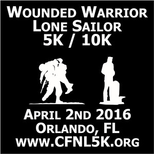 2016.04.02 Wounded Warrior Lone Sailor 5k 10K