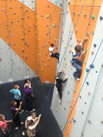Climbing Club; taster session