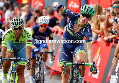 Vuelta a España - Stage 18:  Requena > Gandia, 200.6kms