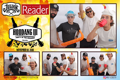 Hoodang III Party In The Orchard 2018
