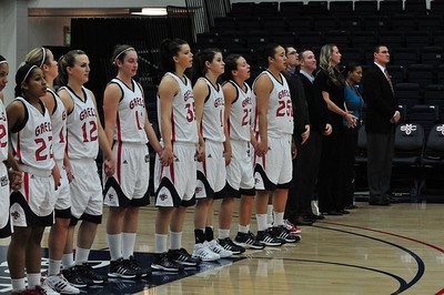 St. Mary's Lady Gaels vs CSU Bakersfield - 16 Dec 2009