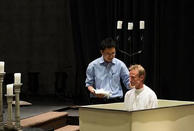 Danny's Baptism