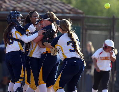 Alhambra shuts out Carondelet for NCS Softball Championship
