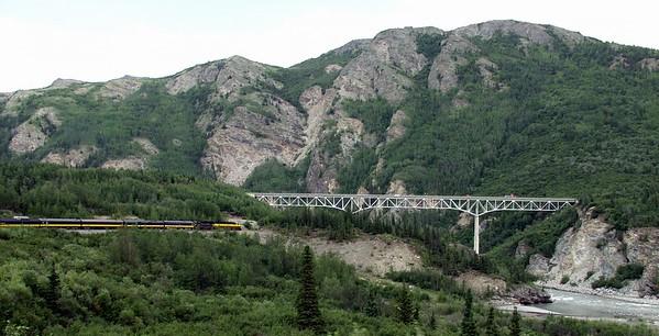 Denali to Fairbanks 2003-08-06