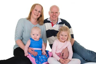 Tabitha, Matt, Abigail & Scarlett
