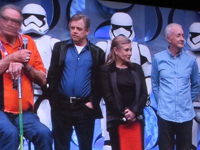 Star Wars Celebration 2015 -Day 1, Thursday