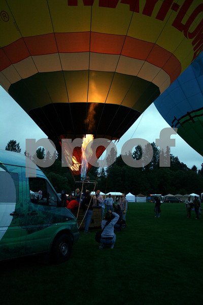Tigard Festival of Balloons 25th Anniversary