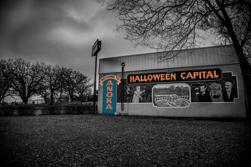 The Halloween Capital