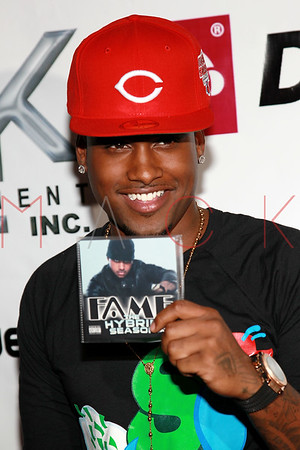 NEW YORK, NY- AUGUST 16: DJ Fame's 'Coy' video release party at The Samsung Experience on August 16, 2011 in New York City.