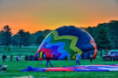 2014/05/17 Preakness Balloon Festival