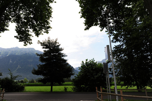 A Day in Interlaken