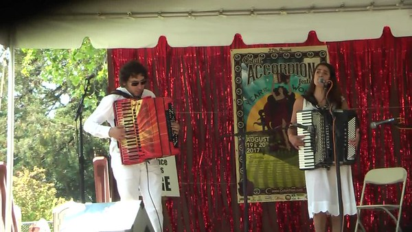 2017 Cotati Accordion Festival