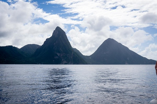 3 - St Lucia