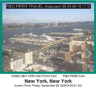 Queen Victoria NYC