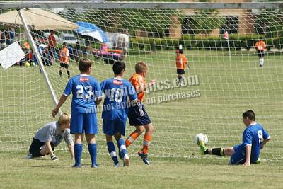 U13 Boys Orange Championship Game