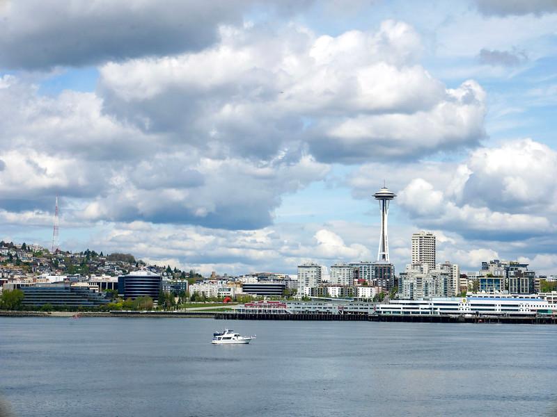 Ferry from Seattle to Bainbridge Island