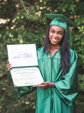 Jayda's graduation