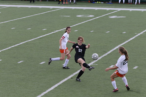 CHS Lady Tigers vs Tahlequah w1-0 2015