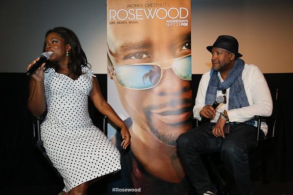 Fox RoseWood Event