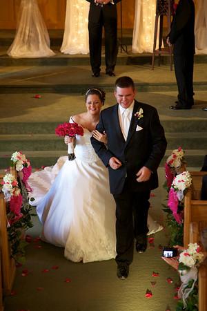 Bradley & Lindsey Krueger Wedding