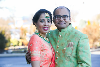 Engagement Ceremony of Priya & Smit